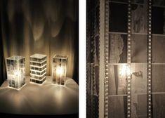 Moderne Tischlampe aus alte Fotofilme-dekoking.com-2