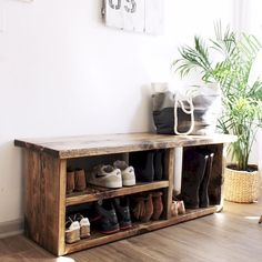 65 diy shoe rack and shelves ideas