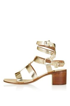 VALLEY Mid Sandals