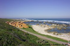 Accommodation at The Willows, Port Elizabeth. White Building, Port Elizabeth, Thatched Roof, Campsite, African, The Unit, Park, Beach, Water