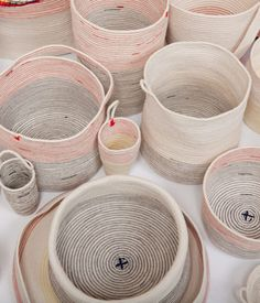 Dwell | coil baskets