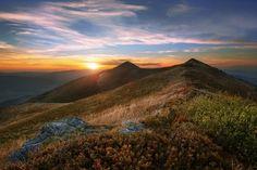 Bieszczady Mountains by Rafal Szawracki