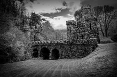 Ballysaggartmore Towers are two ornate entrance lodges (one also acts as a bridge) that are situated on the former Ballysaggartmore Demesne approx 2.5 kilometre...