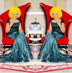 New WDN's Aso Ebi Collection Is Chic & Elegant For Stylish Women: Be Ready To Be Wowed - Wedding Digest NaijaWedding Digest Naija