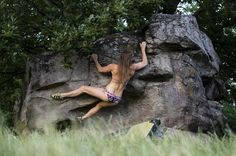 www.boulderingonline.pl Rock climbing and bouldering pictures and news A picture from Szent