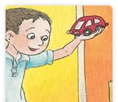 Digitaal prentenboek: vriendenJonge kinderen kunnen vaak nog moeilijk omgaan met  hun emoties. Met de serie Kijk en Beleef is het mogelijk om de sociaal-emotionele ontwikkeling van kinderen op vele onderwerpen en gedragscategorieën te begeleiden.