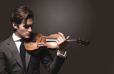 Violin Virtuoso Charlie Siem Partners with CBS Watch! Charlie Siem, Romance Paranormal, Violin Photography, Portrait Photography, Daughter Of Smoke And Bone, Add Music, Charming Man, Senior Boys, Classical Music