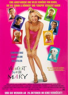 Poster zum Film: Verrückt nach Mary