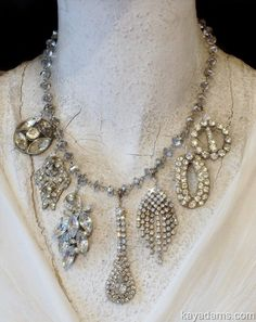 A4755 [A4755] - $225.00 : Kay Adams, Anthill Antiques, Jewelry and Chandelier Heaven