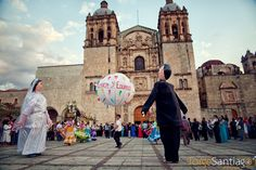 Bodas en Santo Domingo de Guzman Oaxaca