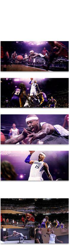 Sacramento Kings: NBA 3.0 by Elevendy Studio , via Behance