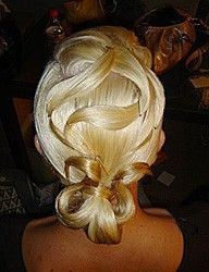 If you dance ballroom you know what is wrong with this hair.