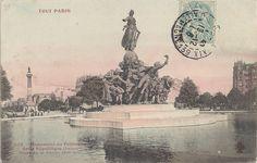1880 - La Place de la Nation | PARIS UNPLUGGED