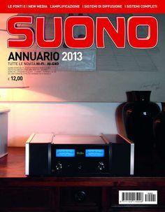 Annuario del #SUONO 2013. La copertina dell'edizione cartacea, in edicola o direttamente a casa a tua a € 12,00