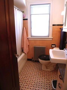 Incroyable Save The Pink Bathrooms: Original Bath In My 1930s Chicago Home.