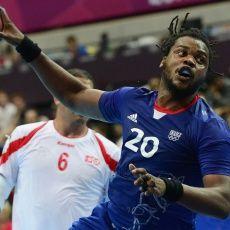 Cedric Sorhaindo (France), Men's Handball, August 2