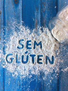 Mistura de Farinhas Sem Glúten (básica)- para pães e bolos.
