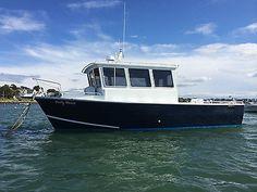 boats: 2005 30' Aluminum Pilothouse diesel work, dive, crew, fishing, survey,launch  #Boats - 2005 30' Aluminum Pilothouse diesel work, dive, crew, fishing, survey,launch ...