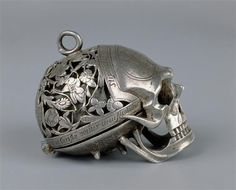 Skull watch of Mary Queen of Scots