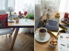 table, chair, decoration, photo: Kasia Bobocińska