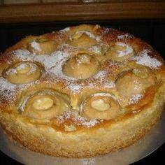 Hallo, ein Traum von Kuchen, den ich euch nicht vorenthalten möchte: 150g Margarine in kleinen Stücken 150g Zucker 250g Mehl 1 Ei 1/2 Pckg. Backpulver...