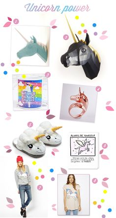 Deco crush #18 sélection spéciale Licorne   Poulette Magique