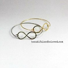 >>dainty for even the tiniest of wrists and great for layering!>>a timeless design is simple enough to wear everyday or on those very special occasions.  >>High polished finish is sure to catch everyone's eye. >>>> handmade by survivors of human trafficking this piece says more than you're fashionable...silver infinity bracelets will be back in stock mid January if you would like to be notified when they come back let us know by ...