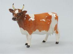 Beswick Ayrshire Cow