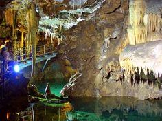 Grotte Su Mannau - Fluminimaggiore (CI)