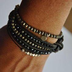black beaded bracelet - Google zoeken