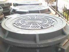 Hırvatistan bulgaristan macaristan azerbaycan manhole covers menhol kapağı 02164829434 - YouTube