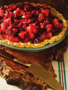Shop Beekman goat milk beauty and artisan goods. Apple Custard Pie, Cranberry Pie, Fruit Pie, Sweet Tarts, Cream Pie, Pie Recipes, Cupcake Cakes, Cupcakes, Beekman 1802