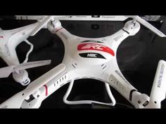 Syma X5C Vs JJRC H8C Quadcopter Review. #SymaX5C #Quadcopter Find your Syma X5C Quadcopter at http://ebay.to/2aa3lJB
