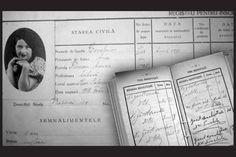 Brasov - Bordelurile de altadata - Registru - interbelic