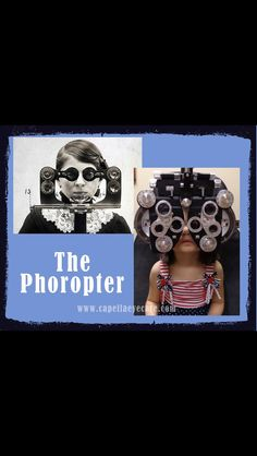 The Photopter. Optometry equipment