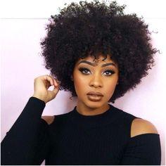 28 Ideas for hair natural afro shape Pelo Natural, Natural Hair Tips, Natural Hair Journey, Natural Hair Styles, Pelo Afro, Natural Hair Inspiration, Big Hair, Hair Goals, Cool Hairstyles