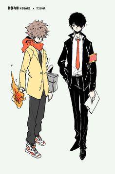 Reborn Katekyo Hitman, Hitman Reborn, Mafia Families, Cartoon Movies, Anime Comics, Doujinshi, Akira, Anime Guys, Art Reference