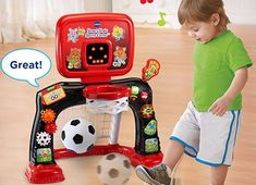 Educational Sports Toys For 1 2 3 Year Olds Toddler Boys Girls Play Set Baby Toddler Boy Gifts, Toddler Toys, Toddler Soccer, Best Christmas Toys, 2 Year Old Baby, Best Educational Toys, Sports Toys, Ad Sports, Developmental Toys