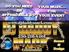 Space Music, Wedding Dj, Vancouver Island, Your Music, Daddy, Celebrities, Celebs, Foreign Celebrities, Famous People