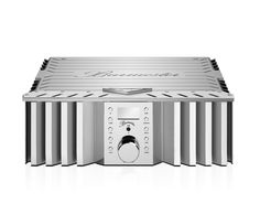 The Burmester 032 Integrated Amp with the top cover of a power amplifier. #Burmester #IntegratedAmp #PowerAmp #Customized #HighEndHifi