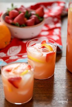 You're going to love this easy and delicious Campari Sangria Recipe! #sangria #recipe #summer #campari #rosé #wine #cocktail Best Cocktail Recipes, Sangria Recipes, Brunch Recipes, Traditional Sangria Recipe, Summer Sangria, Acquired Taste, Fun Cocktails, Clean Eating Snacks, Food And Drink