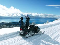 snowmobile tahoe
