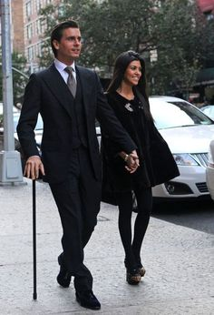 """""""Keeping Up With the Kardashians"""" really needs to change its name to """"Lord Disick & his Peasants""""..."""