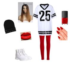 """""""Gangster Girl"""" by leahthompson1224 on Polyvore"""