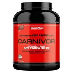 Carnivor 56 servings - Proteína | MuscleMeds