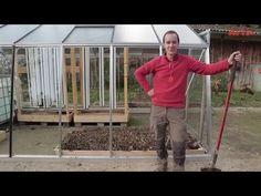 Tuto des makers #6 : une butte auto-fertile pour son jardin - FUTURE - ARTE - YouTube