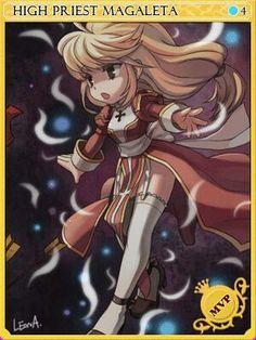 High Priest Magaleta