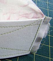 Use to give base of a bag/tote some gentle stability without stiffness. You SEW Girl: Bag Base Tutorial for Peltex or Fast2Fuse