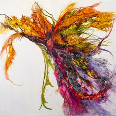 Alicia Tormey, Encaustic Painter