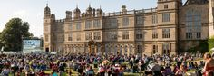 Easter themed pop-up idea-Treasure hunt and pop-up food market at historic house - Loughborough Echo Fun Days Out, Family Days Out, English Summer, Outdoor Cinema, British Royal Families, Historic Homes, Heritage Site, Historical Sites, Film Festival